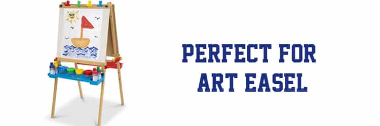 Perfect for Art Easel