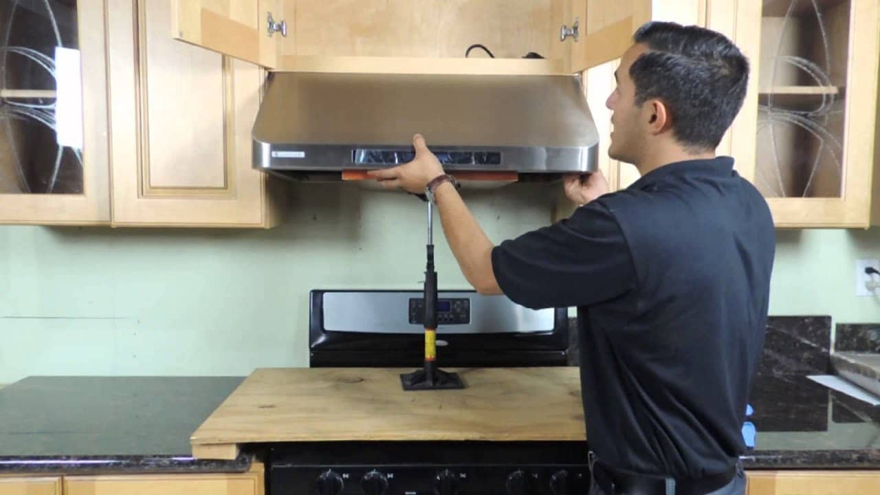 How to Install a Range Hood? - Step by Step